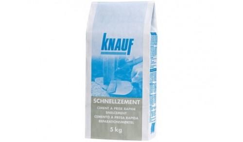 KNAUF - Ciment prise rapide