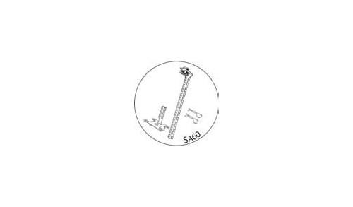 Acoustix - Accessoire PANTERRE suspente antivibratoire SA60 (60mm)
