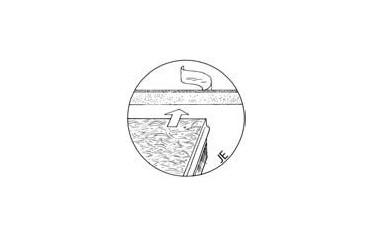 Acoustix - Accessoire PANTERRE joint mousse d'etancheite JE (18x8mmx10m)