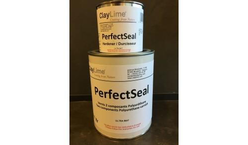 Claylime - Perfectseal enduit bi-composant pour douche (creatina)