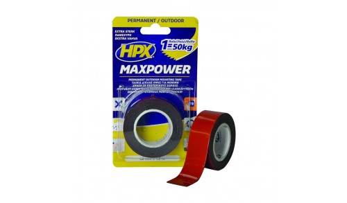 HPX - Ruban de montage max power outdoor 25mm x 1,5m