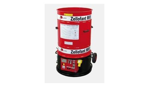 Location - Machine à insuffler Zellofant + Telecommande
