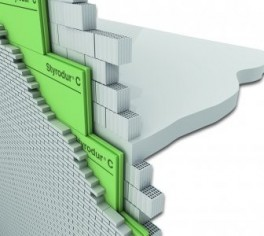 Styrodur 3035 CNE - Panneau polystyrène rainure/languette 2,50 x 0,60m