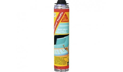 SIKA - SikaBond FoamFix Colle montage PU 750ml
