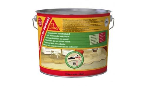 SIKA - SikaBond54 Colle polyuréthanne pour parquet  13 kg