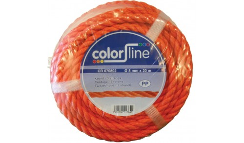 ColorLine - Cordage PP Polypropylene