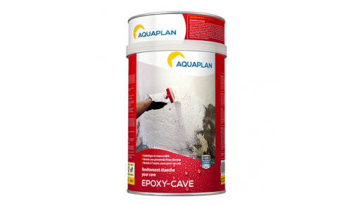 Aquaplan - Epoxy-cave 4L