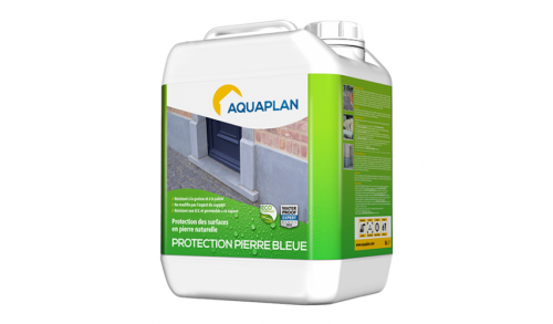 Aquaplan - Proctection pierre bleue