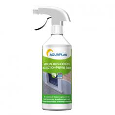 Aquaplan - Proctection pierre bleue