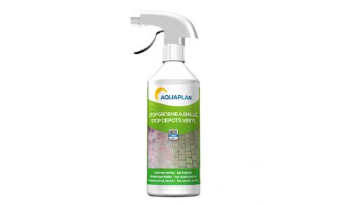 Aquaplan - Stop dépôts verts 0,75L spray