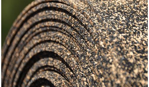 Qualy-Cork - Sous-couche liège caoutchouc