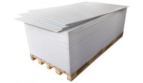 Gyproc - Plaques de plâtre ABA 12,5 mm ép.