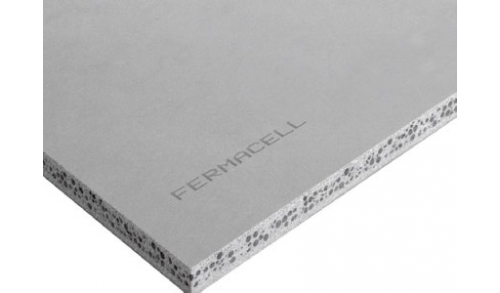 Fermacell - Plaque coupe-feu AESTUVER 1200X2600X25mm