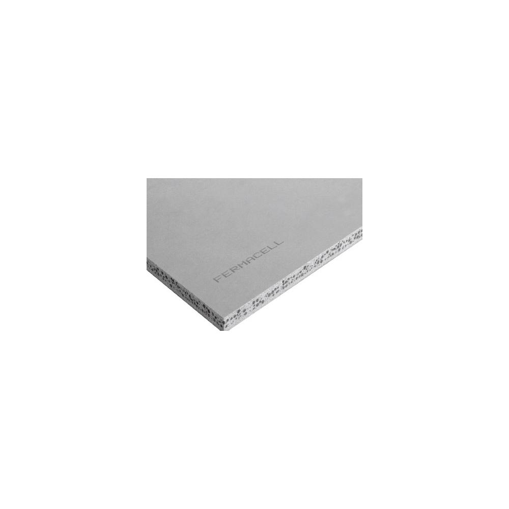 Fermacell plaque coupe feu aestuver 1200x2600x25mm tout faire mat riaux namur la maison - Plaque coupe feu cuisine ...