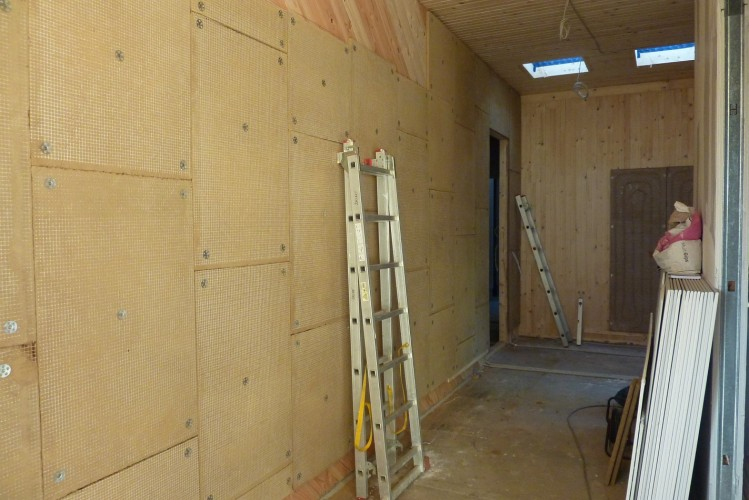 WEM - Chauffage mural pour murs en argile