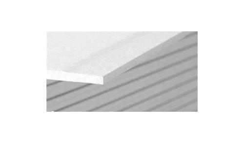 PRIX CASSE : Lot de 50 Plaque de plaque de plâtre naturel SINIAT 12,5mm (600x2600)