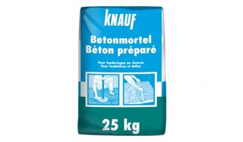 KNAUF - Béton préparé