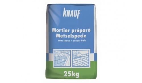 KNAUF - Mortier préparé