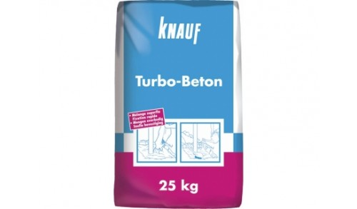 KNAUF - Béton Turbo
