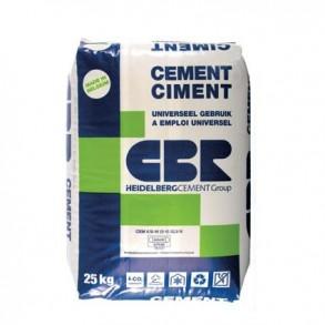 CBR - Ciment en sac plastique