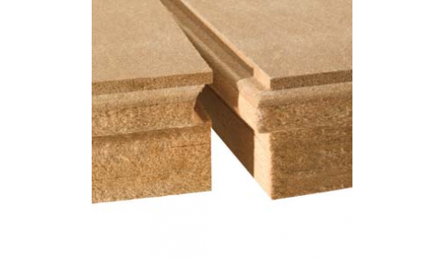 PAVATEX : Pavatherm Plus Panneau fibre de bois avec sous-toiture intégrée