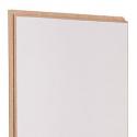 Pavaroom : Panneau Fibre de bois + Finition mat blanche