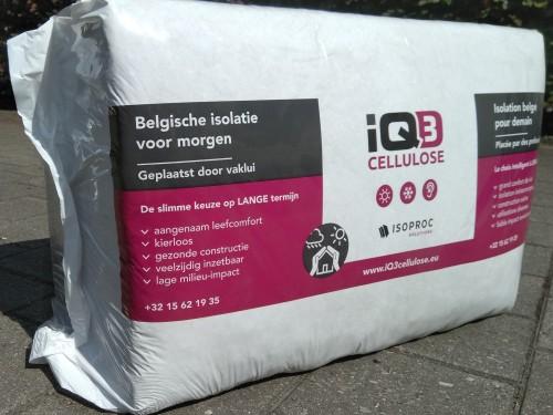 ISOPROC - Ouate de Cellulose IQ3 12,5kg