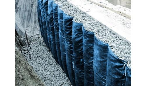 MISAPOR WALL BAGS : granulat de verre pour isolation verticale (sur devis)
