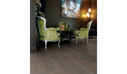 BAMBOOTOUCH - Parquet en bambou Oak Look Schiste - Collection Oak Look - 2200x216x14 - Verni