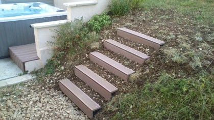 JOUPLAST - Marche d'escalier MODULESCA