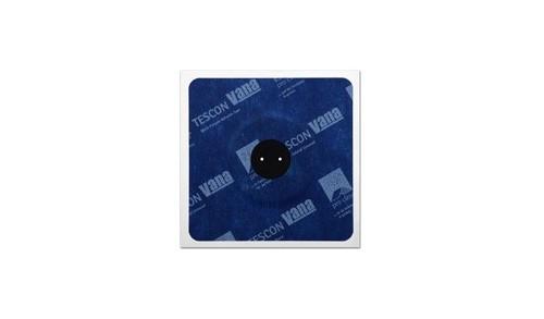 PRO CLIMA - Manchettes pour cables KAFLEX DUO (pour 2 câbles) - (14,5 x 14,5 cm)
