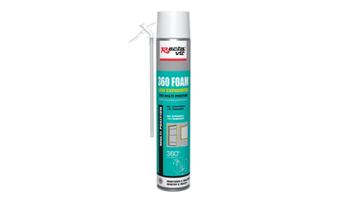 360 Foam - Low Expansion 800 ml