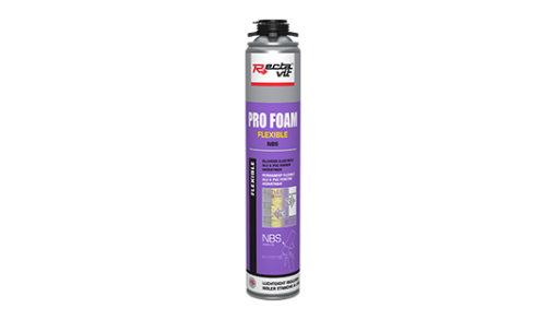 Pro Foam Flexible NBS 750 ml