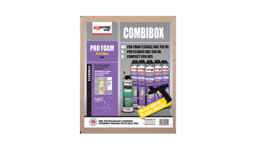 Pro Foam Flexible NBS Combibox