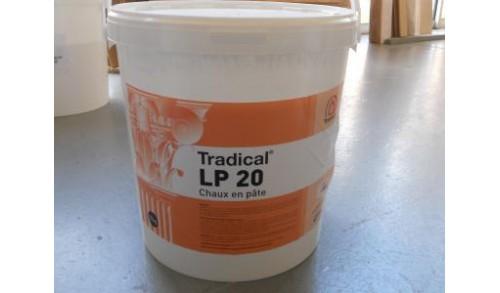 Tradical - LP20 chaux en Pâte fut de 20KG