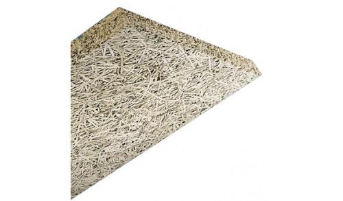FIBRALITH A2 CLARTE : panneau minéral BLANC fibre de bois