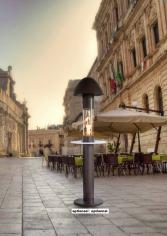 Chauffage à pellet innovant FARO LIGHT