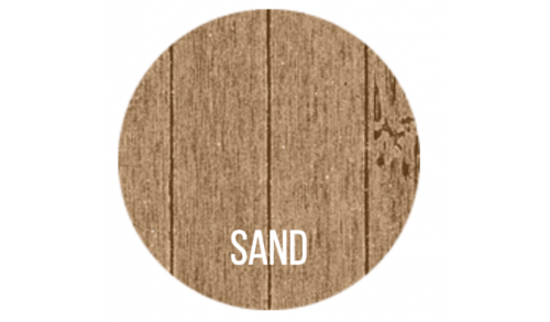 BAMBOOTOUCH - Terrasse en composite de bambou sand (rainuré) 20x140x2200
