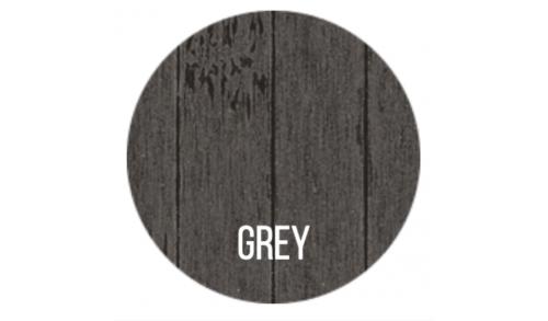 BAMBOOTOUCH - Terrasse en composite de bambou dark grey (lisse) 20x140x2200