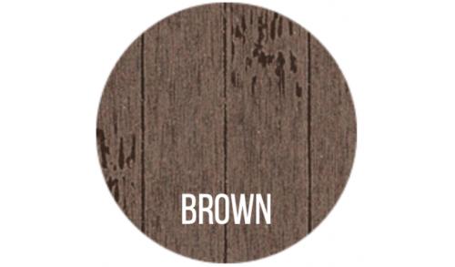BAMBOOTOUCH - Terrasse en composite de bambou brown (lisse) 20x140x2200