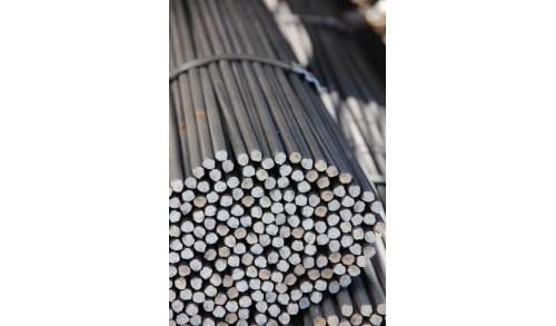 LME - Barre de béton rond crénelé de 8 mm (longueur de 6 m)