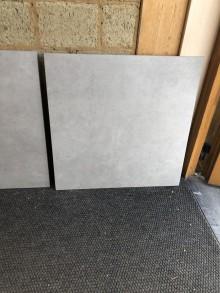 Marshalls - Uni grey dalle exterieur 60X60X2 cm