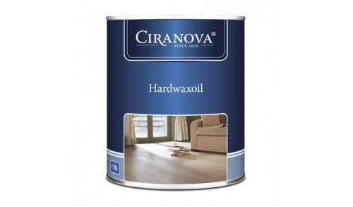 CIRANOVA - HardWax Oil Gris Léger 1L