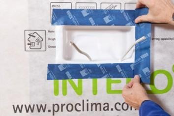 PRO CLIMA - Boîtier d'installation INSTAABOX