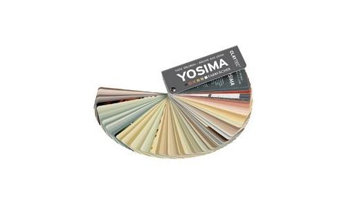 NUANCIER YOSIMA (15x5,5 cm)