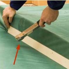 PRO CLIMA - DASATOP FIX Baguette de montage (4cm x 100cm)