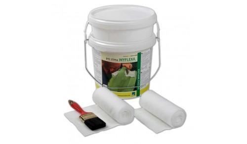 PRO CLIMA - Wyflexa matériau d'étancheité pour joints à appliquer au pinceau brosse