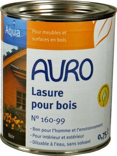 Lasure diluable à l'eau sans solvant (Aqua) 160