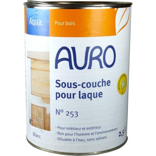 Sous-couche pour laque Aqua 253