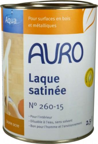 Laque couvrante satinée Aqua 260